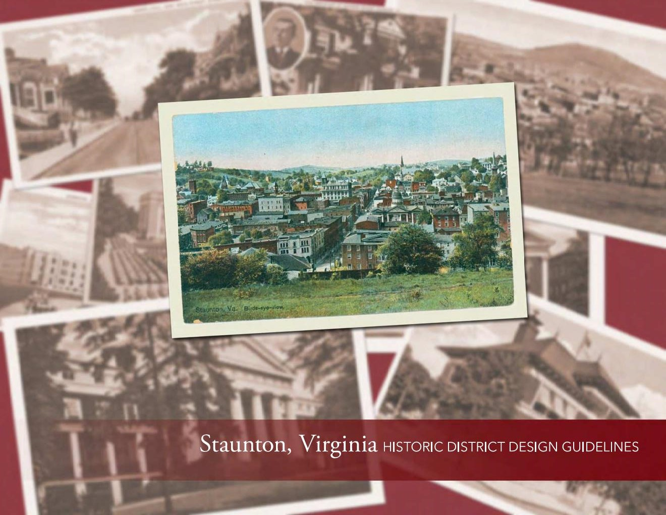 Historic Districts / City of Staunton GIS System