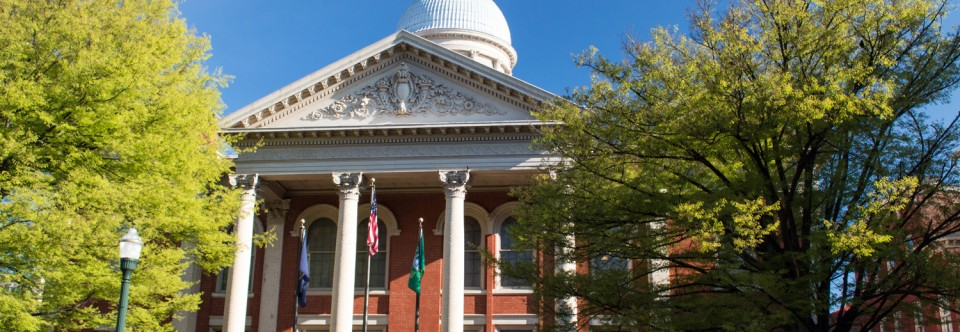 Supporting Rehabilitation of the Augusta County Courthouse