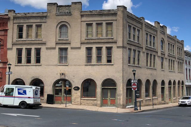 1 Middlebrook Avenue (The M. Erskine Miller & Bro – Wholesale Grocers and Merchandise Brokers)