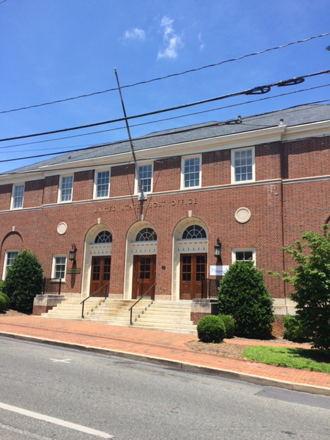 123 West Frederick Street (U.S. Post Office Building)