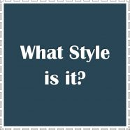 What Style Is It?