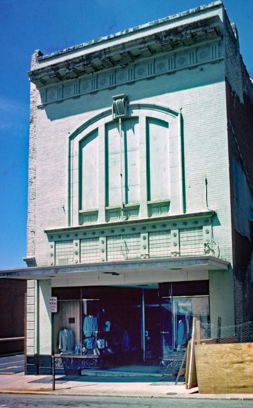 Hogshead & Alexander Building