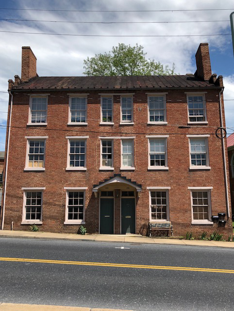 503 North Augusta Street (The Old Valley Hotel)